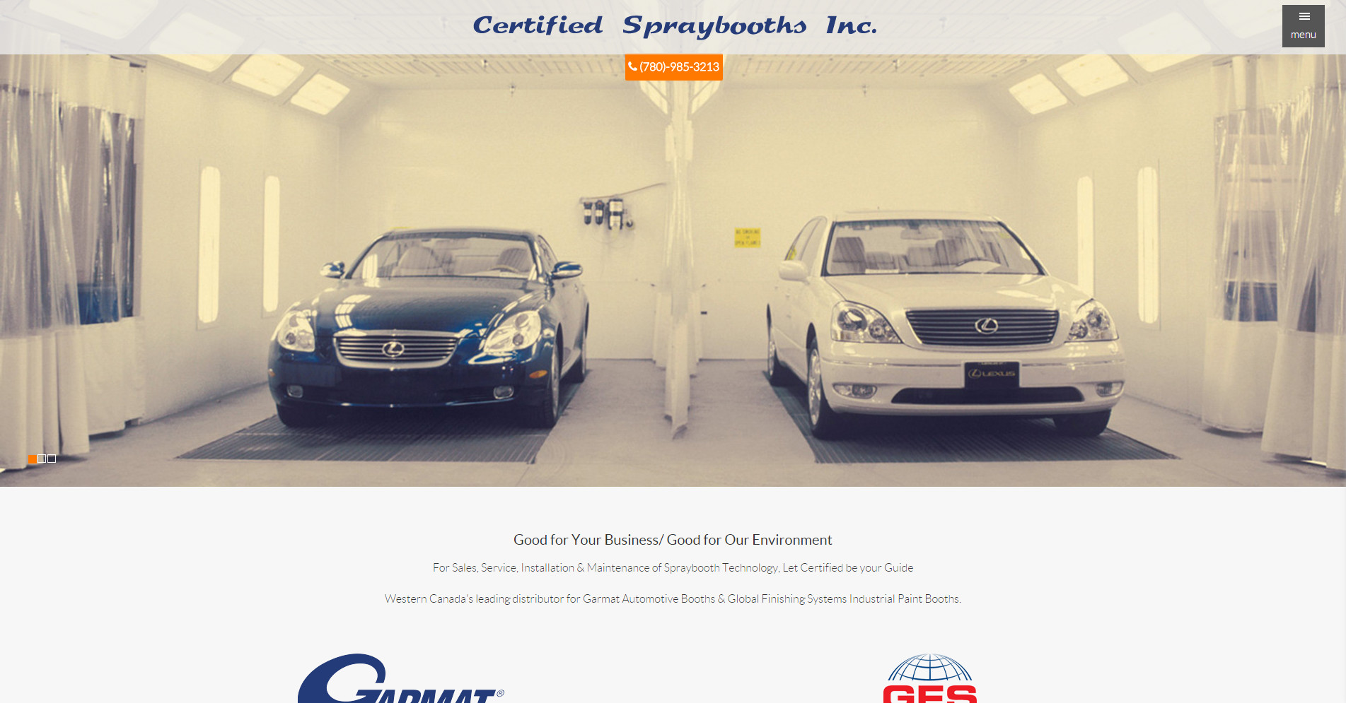 Rooms: Certified Spraybooths Sells Garmat And Global Equipment